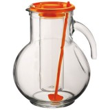 Carafe Kufra couvercle orange - 2 L
