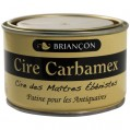 Cire pâte Carbamex clair naturel - 400 g - CPCN400 - Briancon