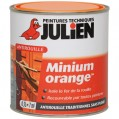 Antirouille primaire 0.25 L - orange - 5107981 - Julien