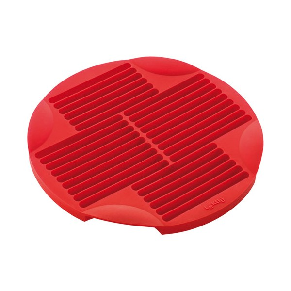 Moule 30 sticks - silicone rouge - 0210600R01M017 - LÉKUÉ
