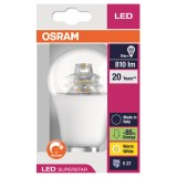 Led standard superstar diamant 10W E27 810 Lm - blanc chaud
