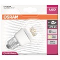 Led standard star diamant 6.4W E27 470 Lm - blanc chaud