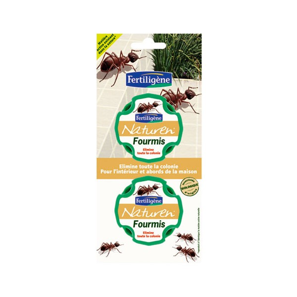 Anti-fourmis appât - lot de 2 - NFB2 - FERTILIGENE