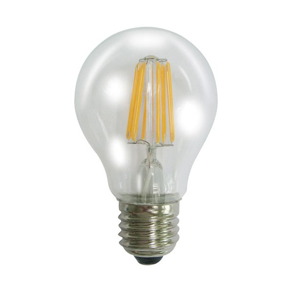 Led filament standard 5.5W E27 600 Lm - blanc clair - 15100096 - PROLIGHT