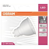 Led spot star GU10 3.9W - blanc froid