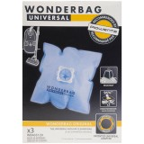 Sac aspirateur universel Wonderbag  - lot de 3
