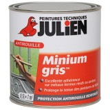 Anti-rouille Minimum gris - 0.125 L
