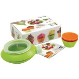 Kit cupcakes décomax - silicone