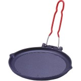 Grill rond D : 23 cm - fonte