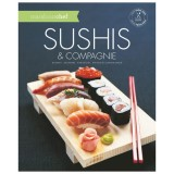 Livre Sushis et compagnie - collection marabout chef