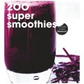 Livre 200 supers smoothies - collection côté cuisine - 4166747 - Marabout