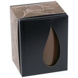 Bougie ronde D : 7.8 x 9.2 cm - parfum blackberry wine