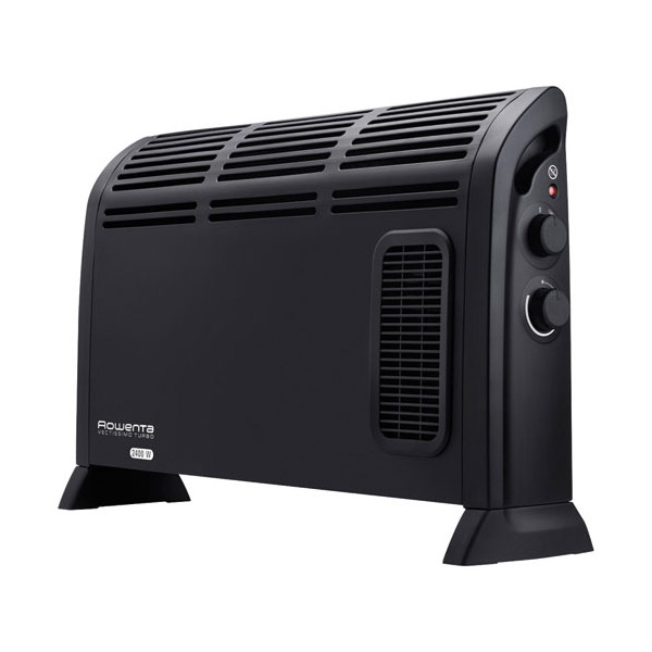 radiateur soufflant vectissimo turbo 2400 w noir. Black Bedroom Furniture Sets. Home Design Ideas