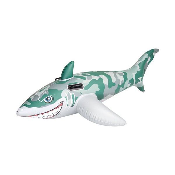 Requin gonflable piscine - 183x102cm - 41092 - BESTWAY