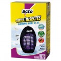 Lampe 12 LED UV Grill'insectes