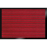 Tapis absorbant briomat rouge bordeaux - 40 x 60 cm