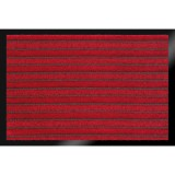 Tapis absorbant briomat rouge bordeaux - 60 x 80 cm