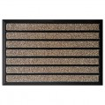 Tapis grattant combi brush marron - 60 x 90 cm