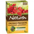 Engrais fraisiers fruits rouges granules - 1.5Kg - NATFR15 - Naturen