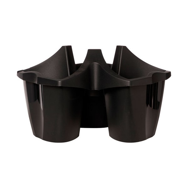 Pot empilable Crown 16L - anthracite - 14024433 - CUISINE-C
