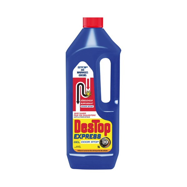 Destop express gel javel - 1L - PV00063001 - DESTOP