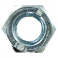 Ecrou hexogonal D: 12mm - lot de 50
