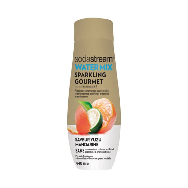 Concentré yuzu mandarine Water exciting - 440mL - 30261830 - SODASTREAM