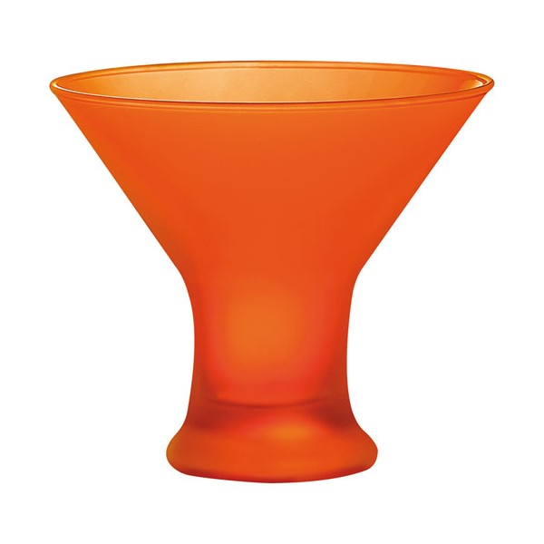 Coupe à glace Techno colors 30cL - orange - 8010770 - LUMINARC