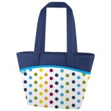 Sac bandoulière isotherme lunch Multi dots - 7L