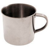 Tasse inox paroi simple - 35cL