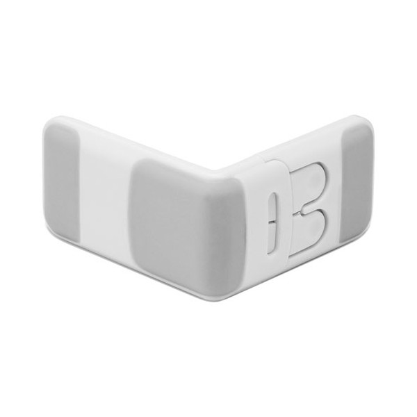 Bloque tiroir adhésif rectangle - blanc - 5103-2- - INOFIX
