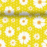 Chemin de table Daisy 0.4x4.8m - jaune