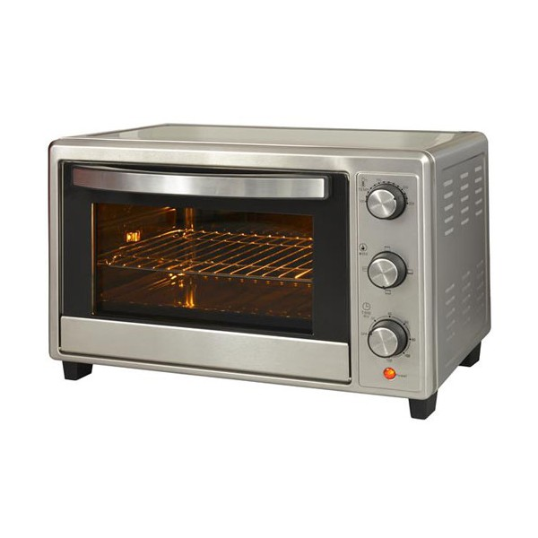 Four multifonctions 30L 1600W - inox - KYSC30DPLUS - KITCHENCHEF