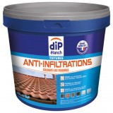 Anti-infiltration toiture 4L - terre cuite
