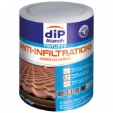 Anti-infiltration toiture 750mL - paille