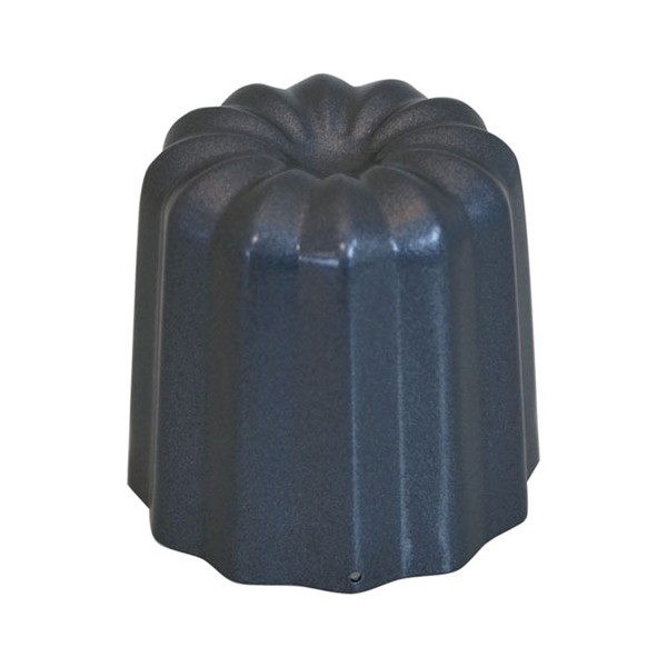 Moule à cannelés D : 5.5cm - lot de 4 - 4718.05 - DE BUYER FAYMONT