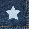 Serviette en papier Star jeans - lot de 20 - 173349 - Hosti