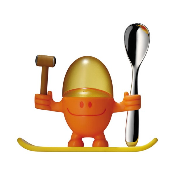 Coquetier Mc Egg - jaune, orange - 616687450 - WMF