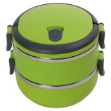 Lunch box isotherme 1.4L - bleu