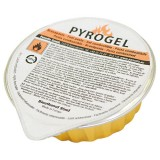 Pâte combustible Pyrogel - lot de 3