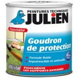 Goudron de protection fluide noir - 750mL