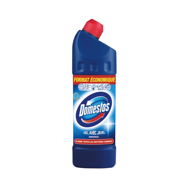 Domestos gel avec javel - original - 1 L  - DOMESTOS