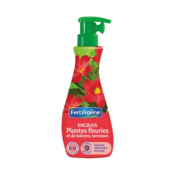 Engrais plantes fleuries - 230mL - FPF230 - FERTILIGENE