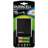 Chargeur accus Hi-Speed Advanced - 4 piles - 2 AA et 2AAA