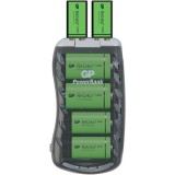 Chargeur accus universel ReCyko+ - AA, AAA, C, C et 9V