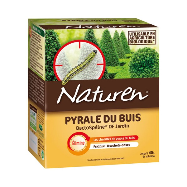 insecticide bactosp ine pyrale du buis 20g nbacpyr naturen home boulevard. Black Bedroom Furniture Sets. Home Design Ideas