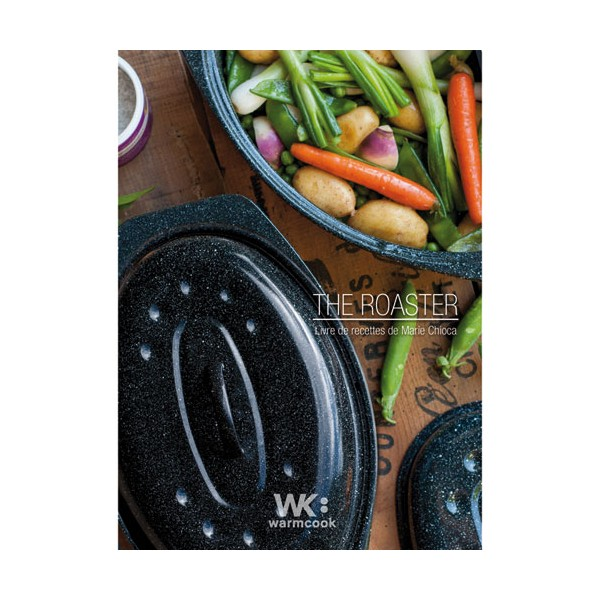 Livre The Roaster - collection Warmcook - 1 - WARMCOOK