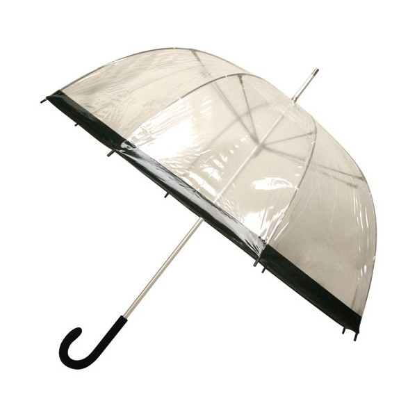 Parapluie long cloche manuel - coloris assortis - 909 - PIGANIOL
