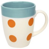 Mug Reverso 30cL - bleu et orange