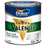 Laque satin valénite 0.5 L - base clear